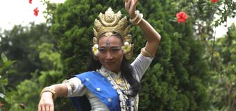 Charya Nritya (danza como disciplina espiritual)  en Santiago